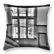 Pullman High School - A Blast From The Past Throw Pillow