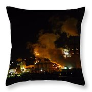 Pulp Mill Throw Pillow