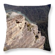 Pulpit Rock - Australia Throw Pillow