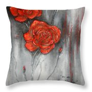Pulse.... Throw Pillow