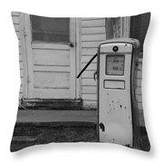 Pump Closed Throw Pillow