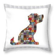 Puppy Dog Showcasing Navinjoshi Gallery Art Icons Buy Faa Products Or Download For Self Printing  Na Throw Pillow