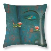 Pure Thoughts Throw Pillow