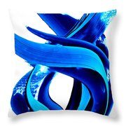 Pure Water 138 Throw Pillow
