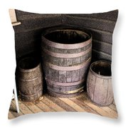 Purple Barrels Throw Pillow