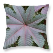 Purple By Nature Throw Pillow