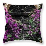 Purple Morning Everyday Throw Pillow
