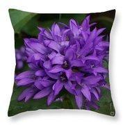 Purple Pride Throw Pillow