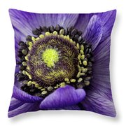 Purplelove Throw Pillow
