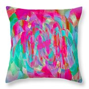 Putting The Pieces Together Throw Pillow