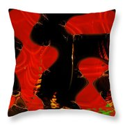 Puzzle Me This Throw Pillow