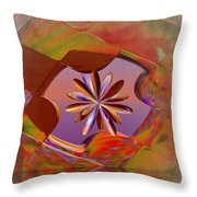 Puzzle Of Life Throw Pillow