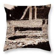 Quarai II Throw Pillow