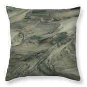 ...quarry... Throw Pillow