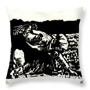 Quest For Life Throw Pillow