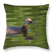 Quick Lunch Throw Pillow
