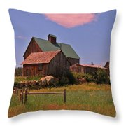 Quiet Too Quiet Throw Pillow
