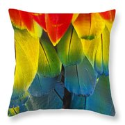 Quillicious... Throw Pillow