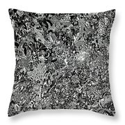 Quork Throw Pillow