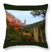 Rabbit Ears Throw Pillow