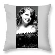 Rachel Rachel Throw Pillow