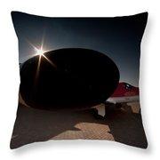 Radar On Throw Pillow