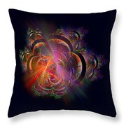 Radiance-2 Throw Pillow