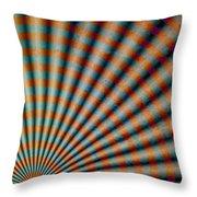 Radiant 2 Throw Pillow