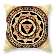 Radiant Affection Throw Pillow