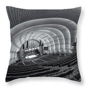 Radio City Music Hall Iv Throw Pillow