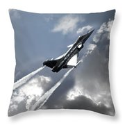 Rafale Throw Pillow