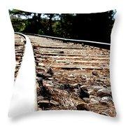 Rail Throw Pillow