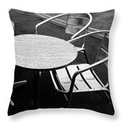 Rain 2012 Throw Pillow