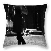 Rain In Days  Throw Pillow