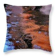 Raindrops 29412 Throw Pillow