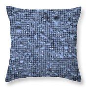 Raindrops On Window IIi Throw Pillow