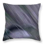 Rainy By Jrr Throw Pillow