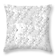Rally By Jammer Throw Pillow