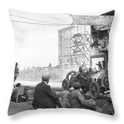 Ralph Edward Beardsley (1891-1920) Throw Pillow