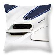 Ram Air Pontiac Throw Pillow