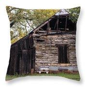 Ranch Shack Throw Pillow