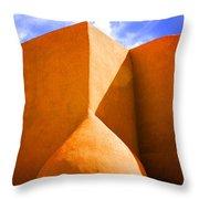 Rancho De Taos IIi Throw Pillow