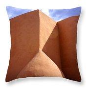 Rancho De Taos Iv Throw Pillow