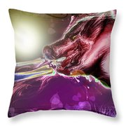 Rapto Y Muerte 1 Throw Pillow