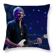 Rascal Flatts 4991 Throw Pillow