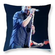 Rascal Flatts 5044 Throw Pillow