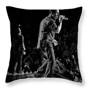 Rascal Flatts 5140 Throw Pillow