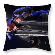 Rascal Flatts - Gary Levox Throw Pillow