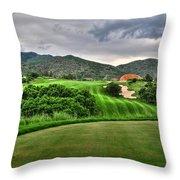 Ravenna II Throw Pillow