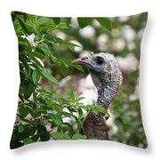 Ravishing Throw Pillow